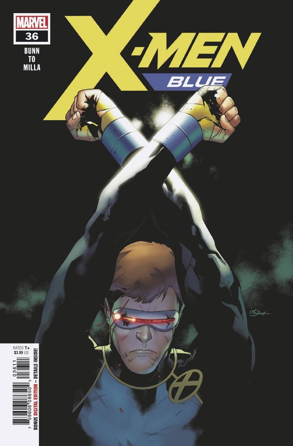 X-Men Blue