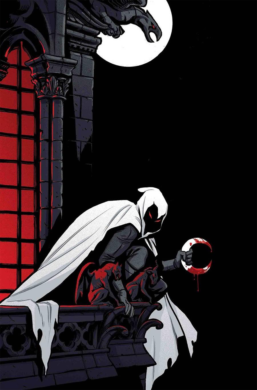 Moon Knight Vol 8 #200 Cover A Regular Becky Cloonan Cover