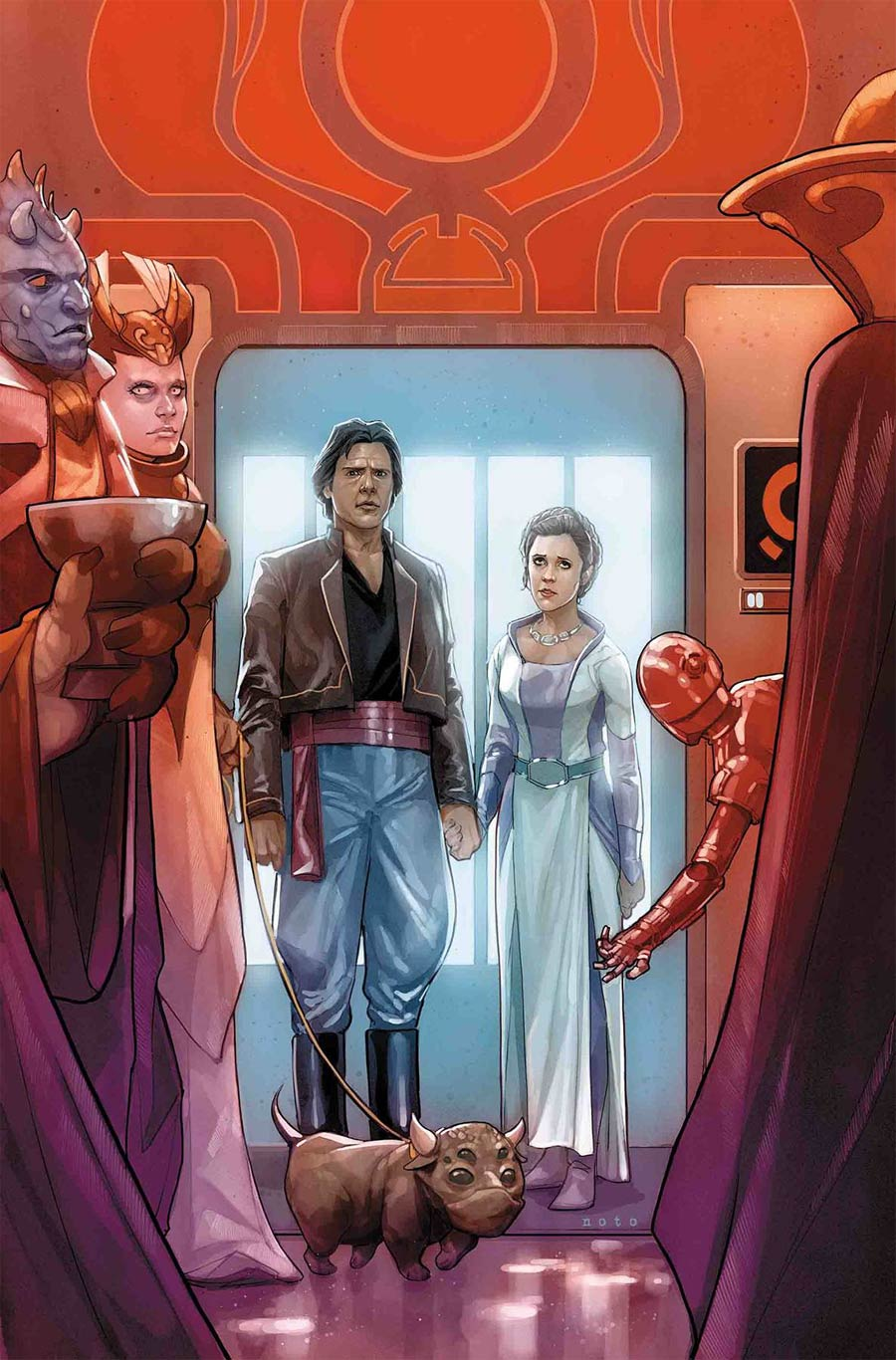 Star Wars Vol 4 #70 Cover A Regular Phil Noto Cover