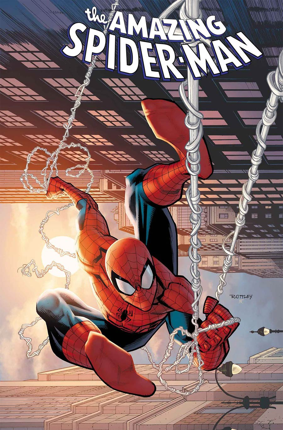 Amazing Spider-Man Vol 5 #29 Cover A Regular Ryan Ottley Cover
