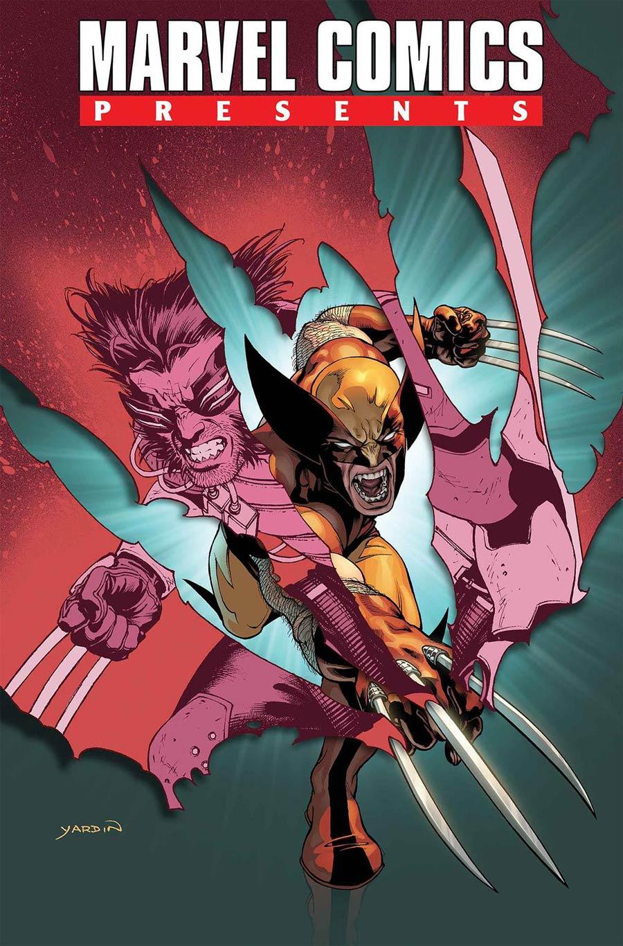 Marvel Comics Presents
