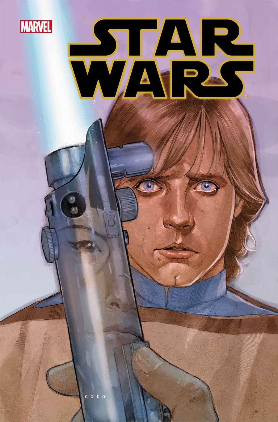Star Wars Vol 4 #73 Cover A Regular Phil Noto Cover