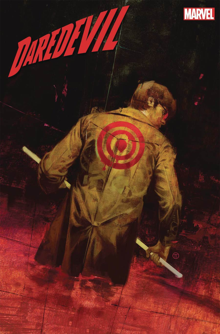 Daredevil Vol 6 #19 Cover A Regular Julian Totino Tedesco Cover