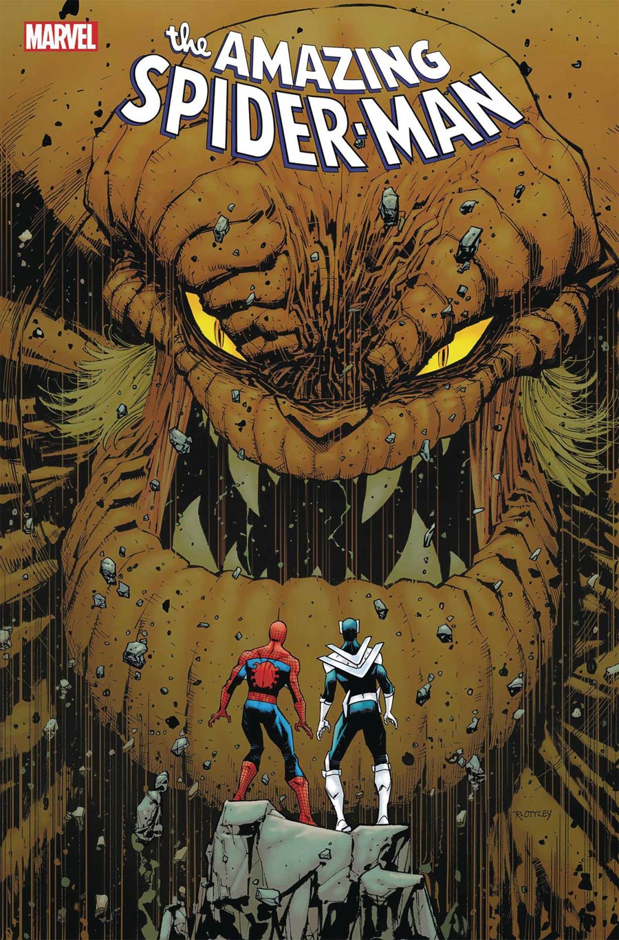 Amazing Spider-Man Vol 5 #43 Cover A Regular Ryan Ottley Cover