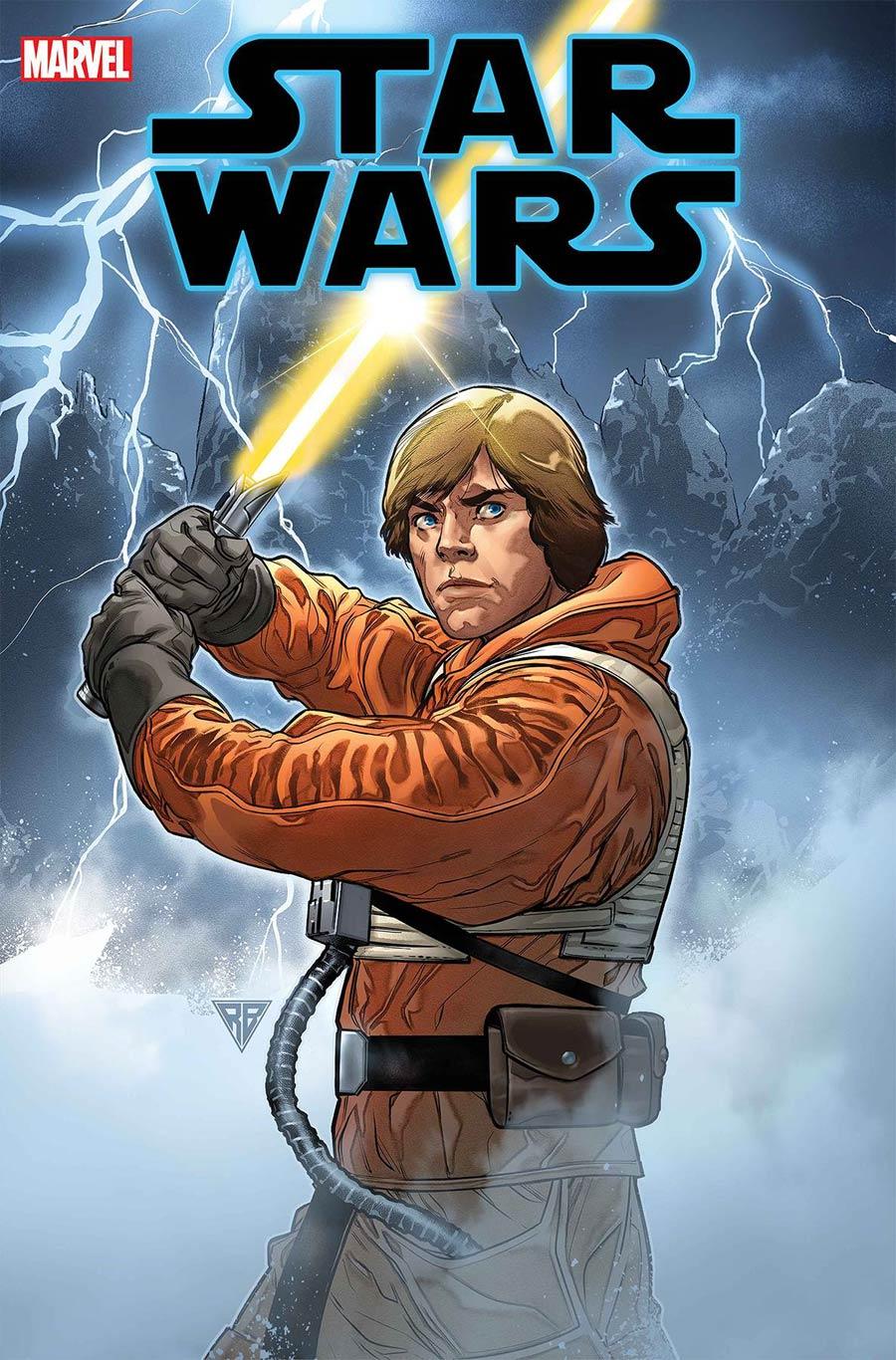 Star Wars Vol 5 #6 Cover A Regular RB Silva Cover