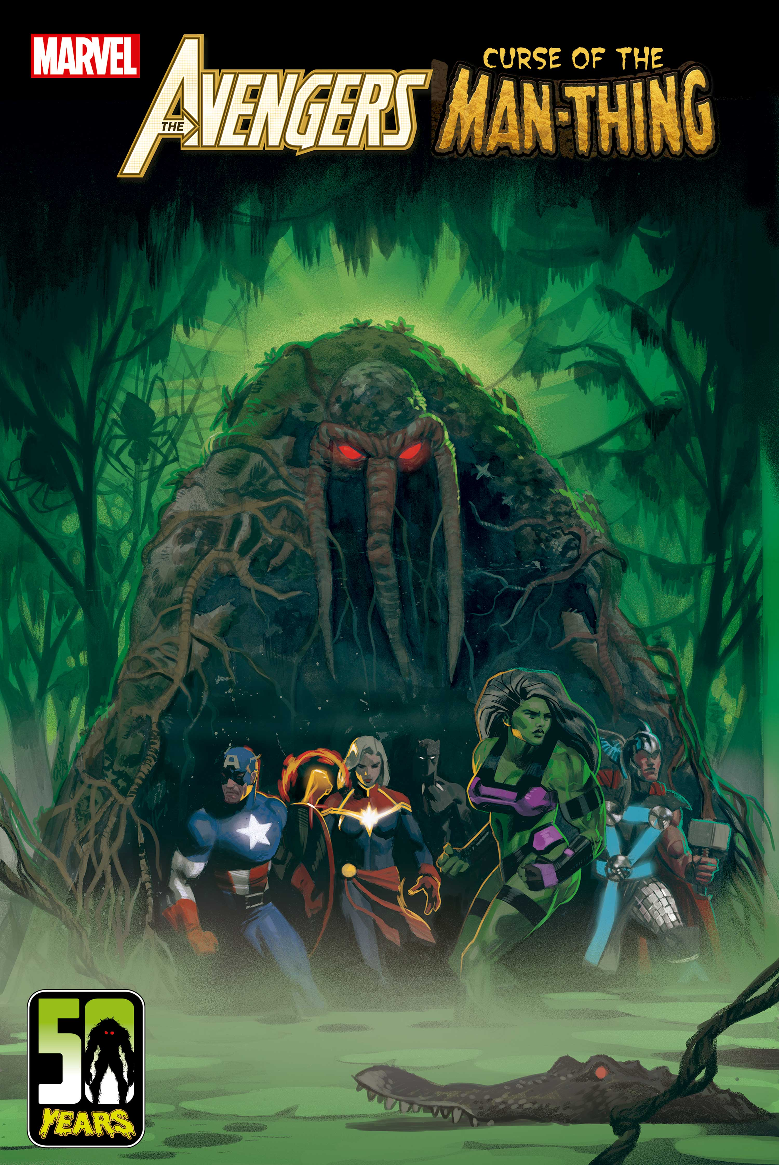 Avengers: Curse of the Man-Thing