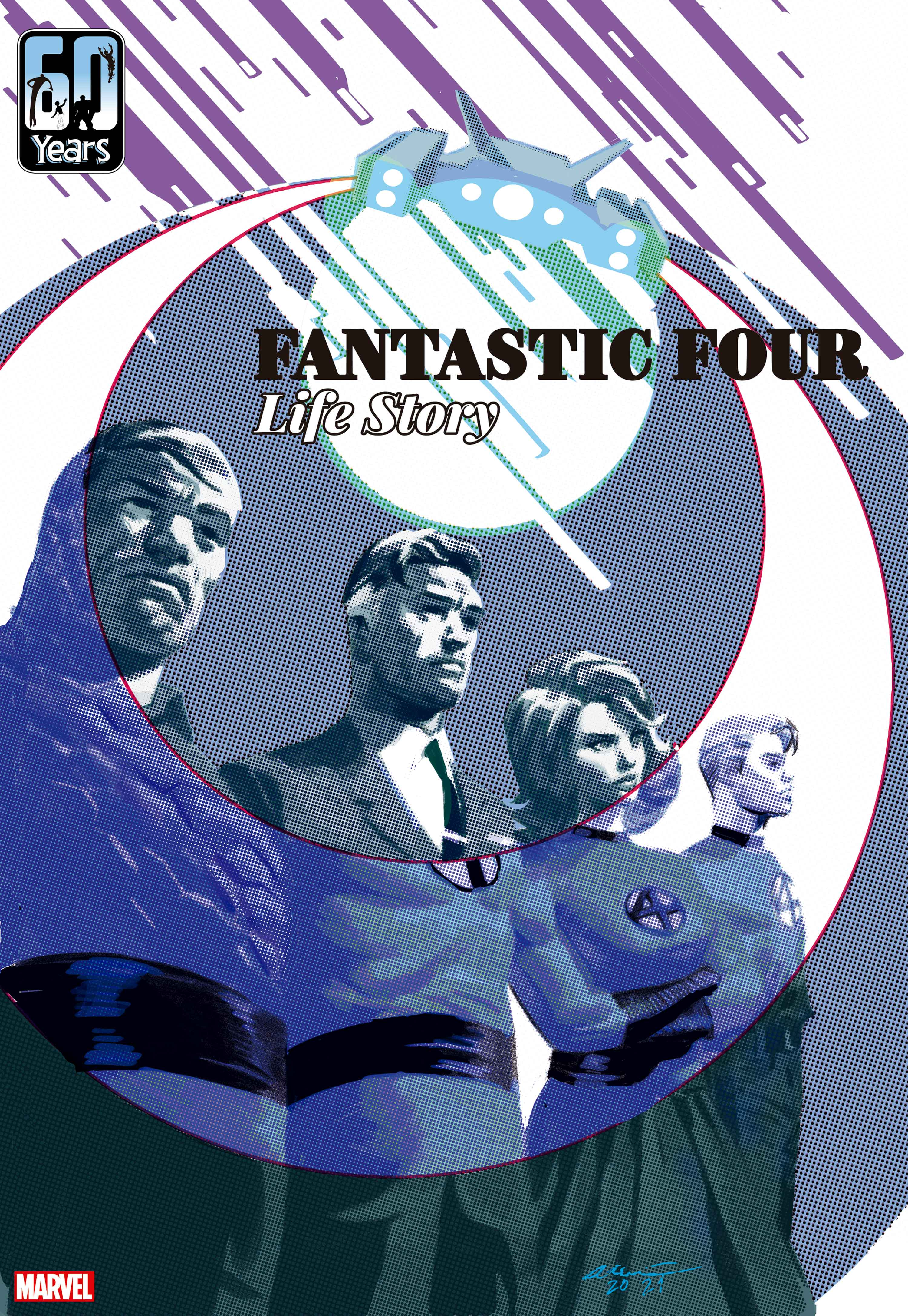 Fantastic Four: Life Story