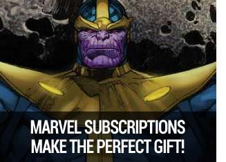 Marvel Subscriptions make the perfect gift.