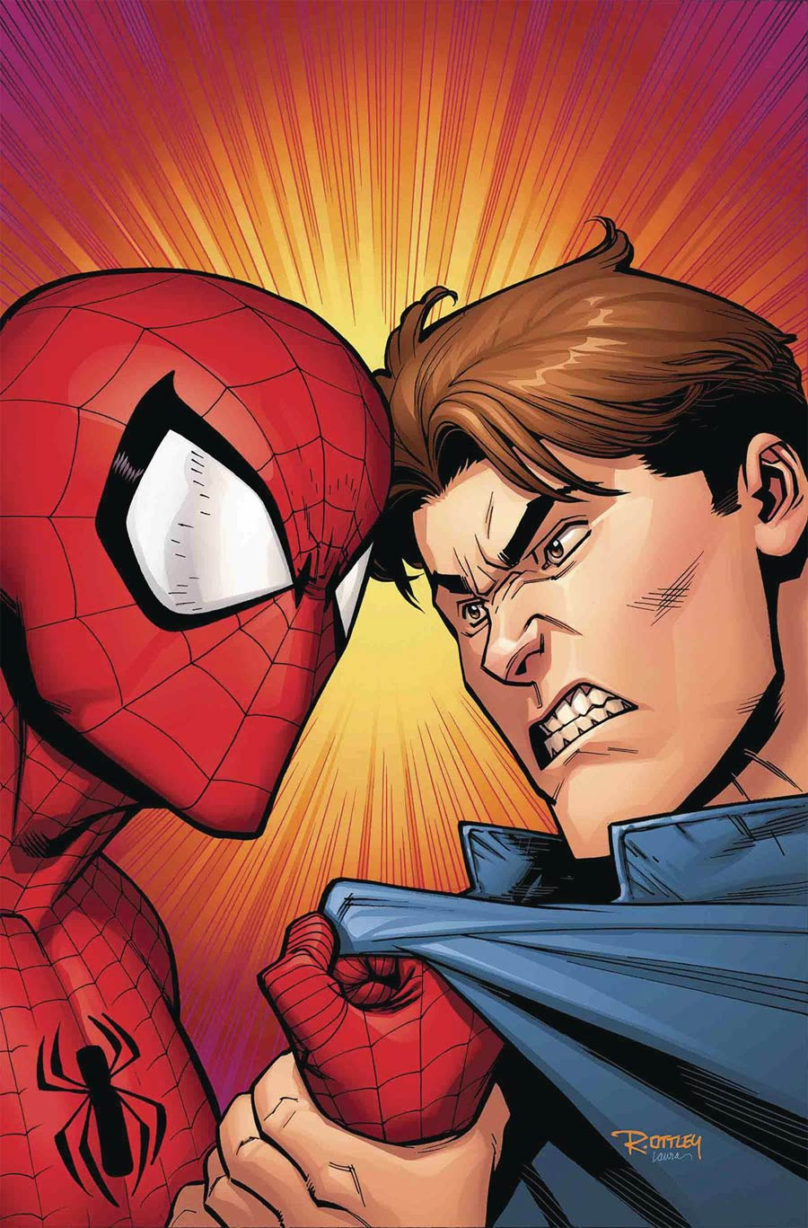 Amazing Spider-Man Vol 5 #3 Cover A Regular Ryan Ottley Cover