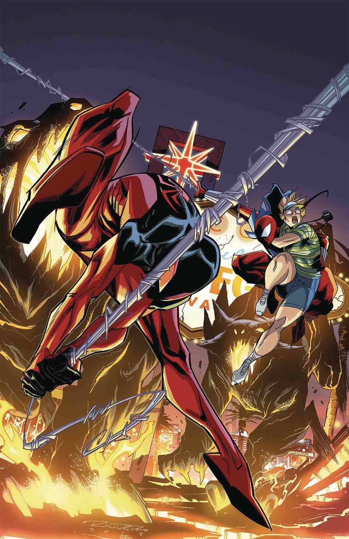 Ben Reilly: The Scarlet Spider