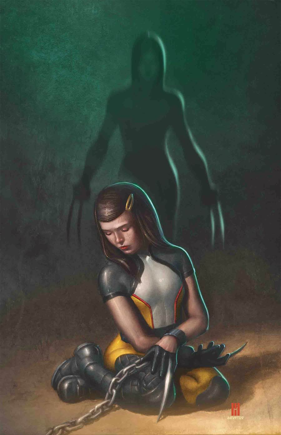X-23 Vol 3 #3 Cover A Regular Mike Choi Cover