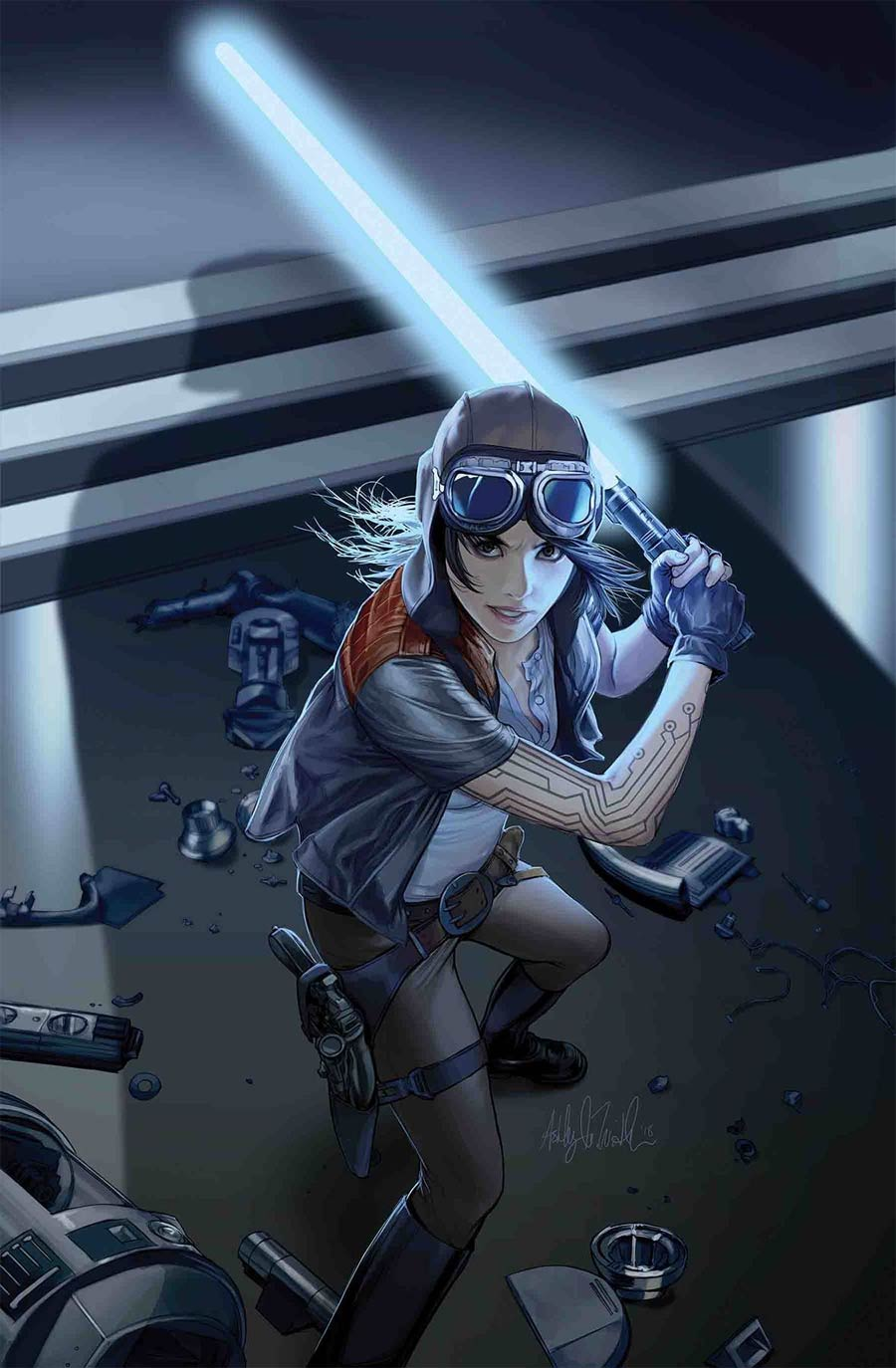 Star Wars Doctor Aphra #25 Cover A Regular Ashley Witter Cover