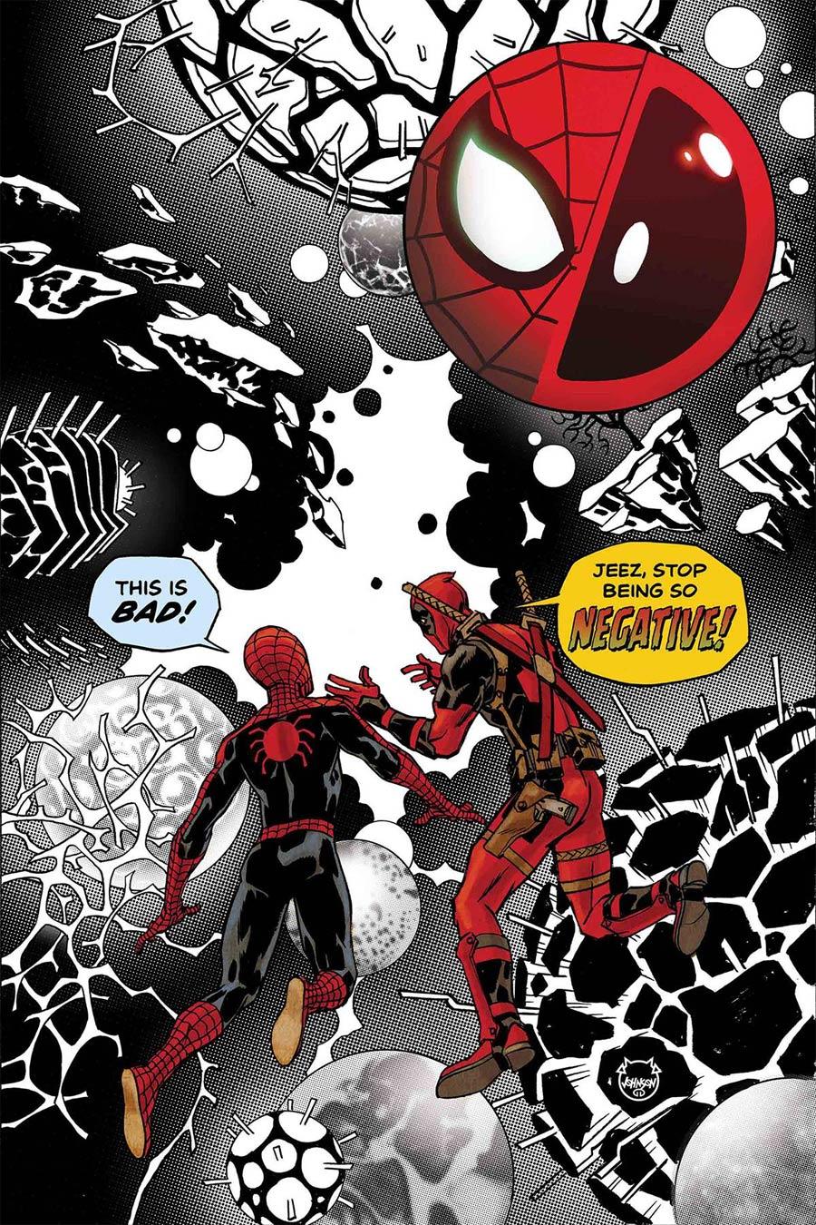 Spider-Man Deadpool #43