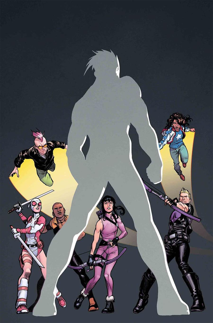 West Coast Avengers Vol 3 #6