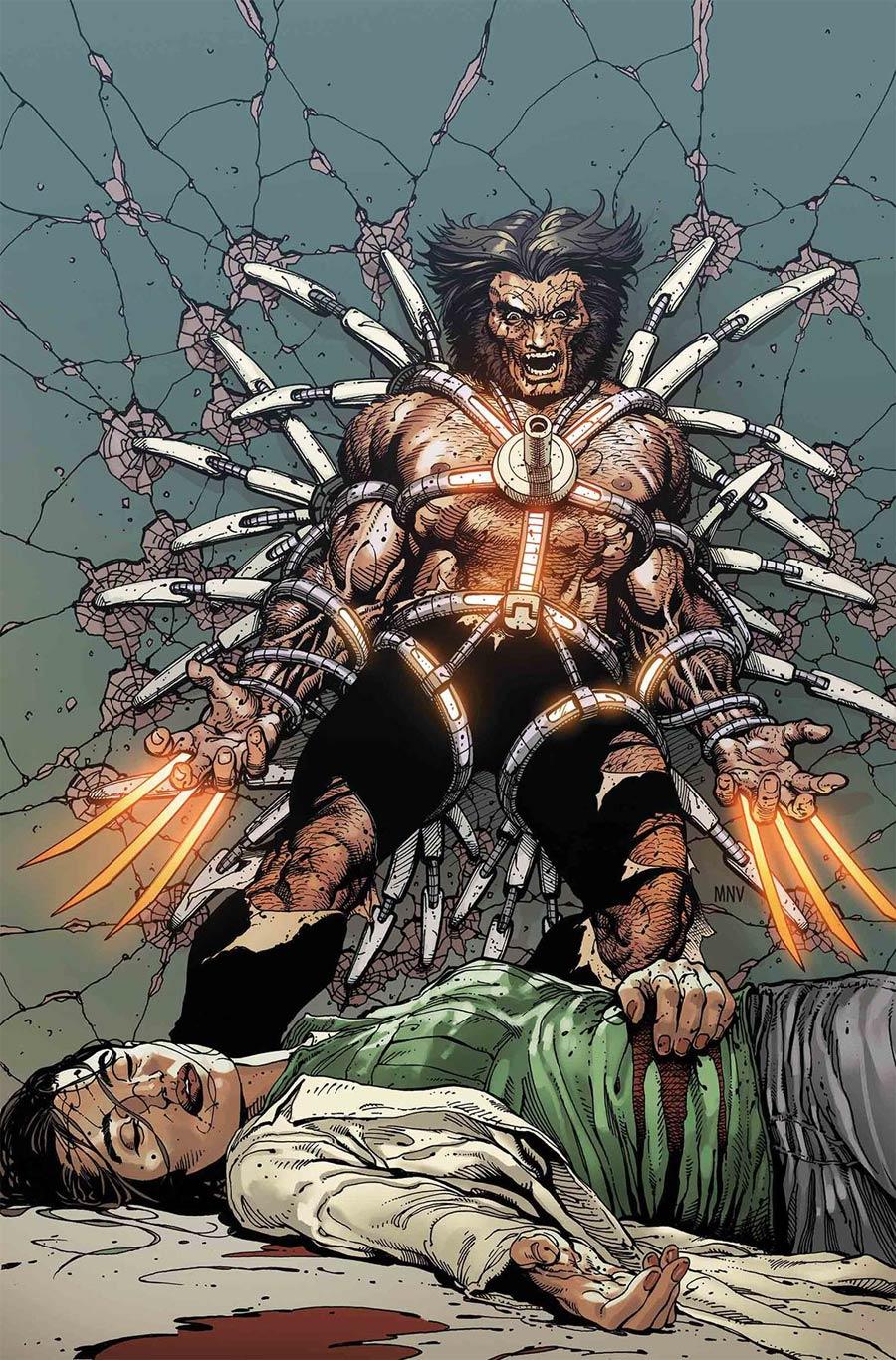 Return Of Wolverine #4 Cover A Regular Steve McNiven Cover