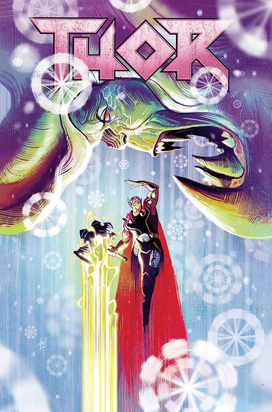 Thor Vol 5 #9 Cover A Regular Mike Del Mundo Cover