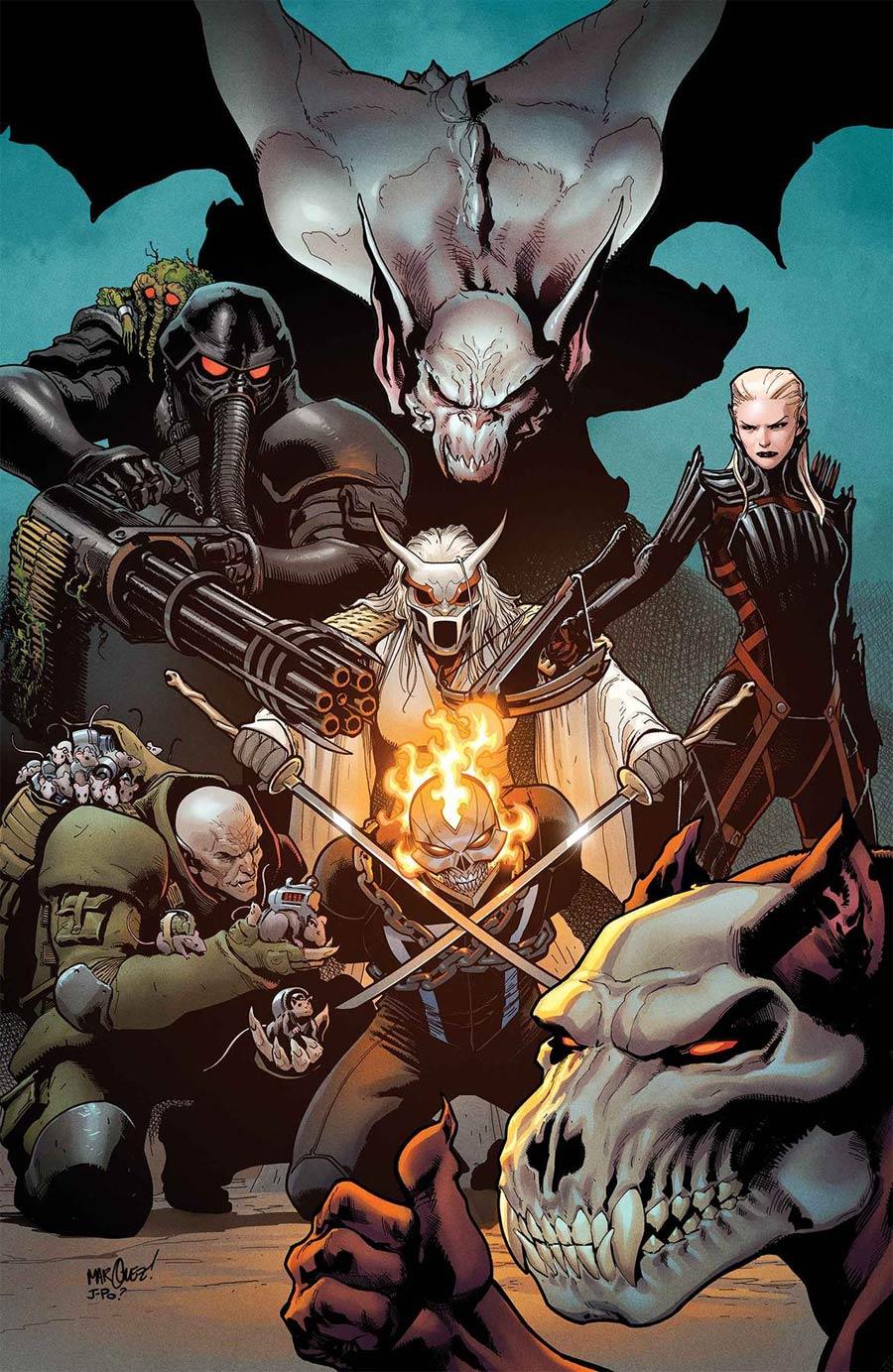 Avengers Vol 7 #15 Cover A Regular David Marquez Cover