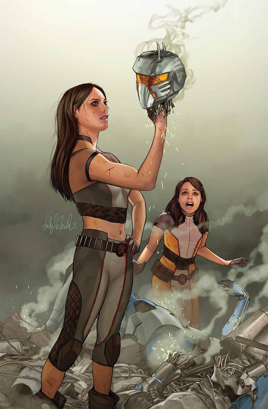 X-23 Vol 3 #9 Cover A Regular Ashley Witter Cover