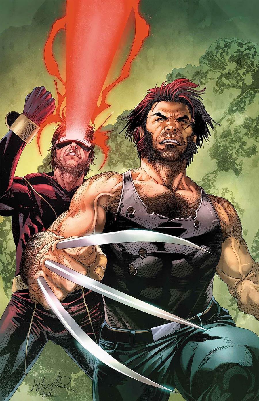 Uncanny X-Men Vol 5 #12 Cover A Regular Salvador Larroca Cover
