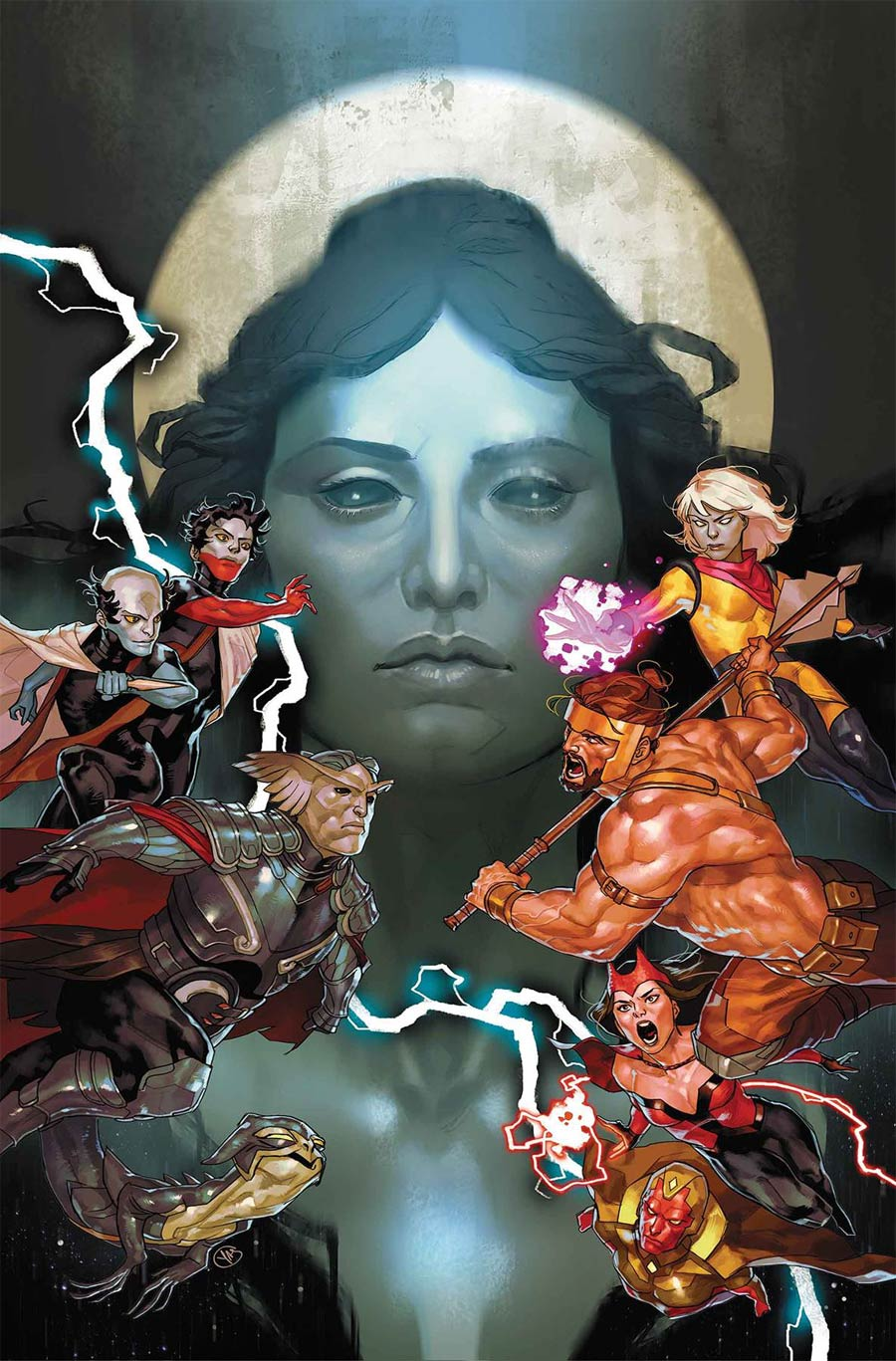 Avengers No Road Home #2 Cover A Regular Yasmine Putri Cover