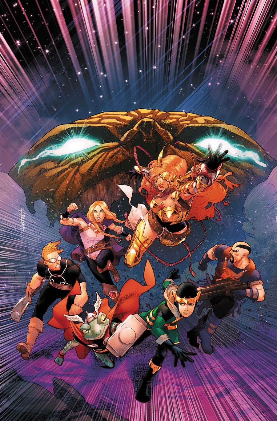 Asgardians of the Galaxy