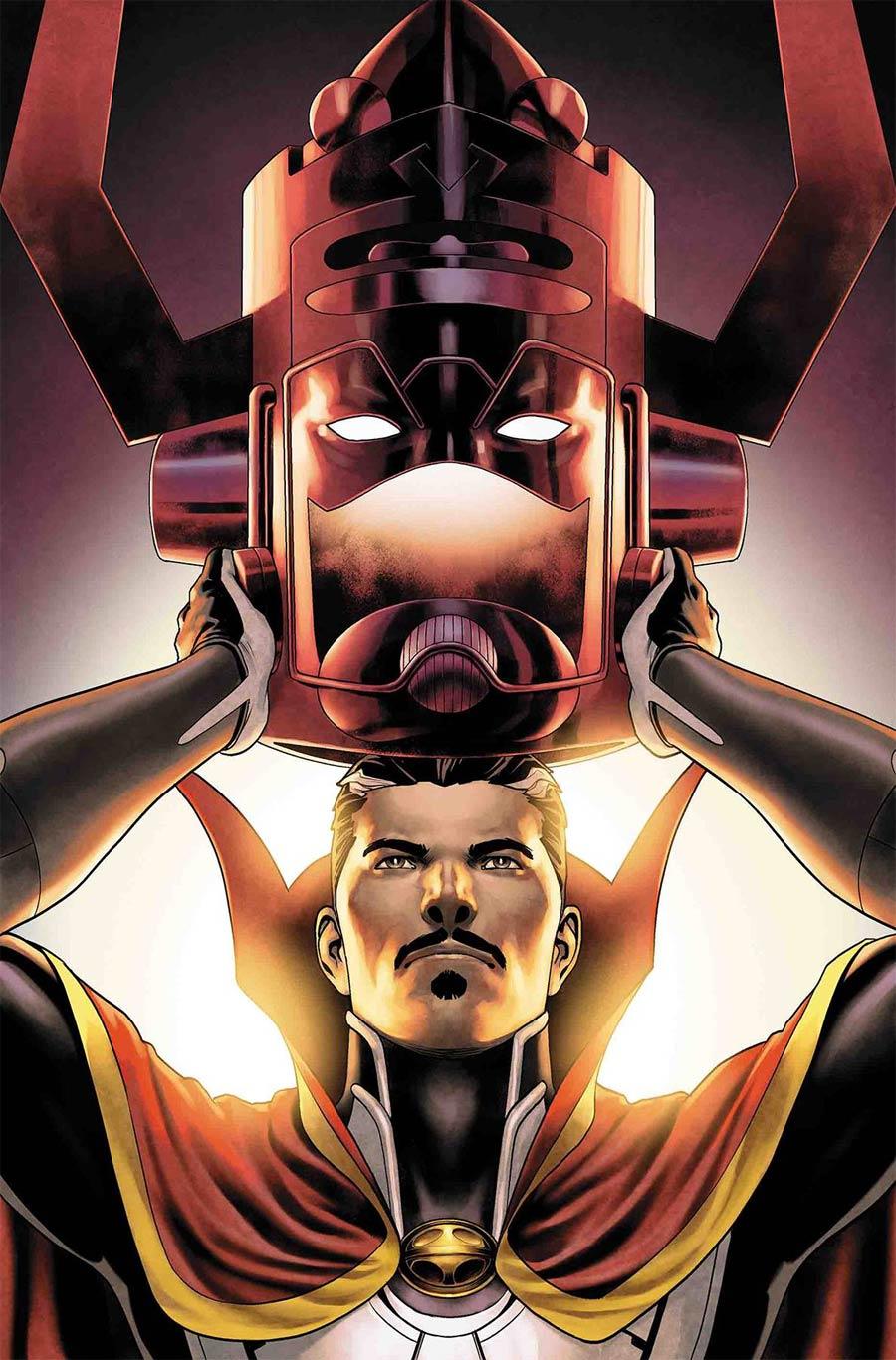 Doctor Strange Vol 5 #13 Cover A Regular Jesus Saiz Cover