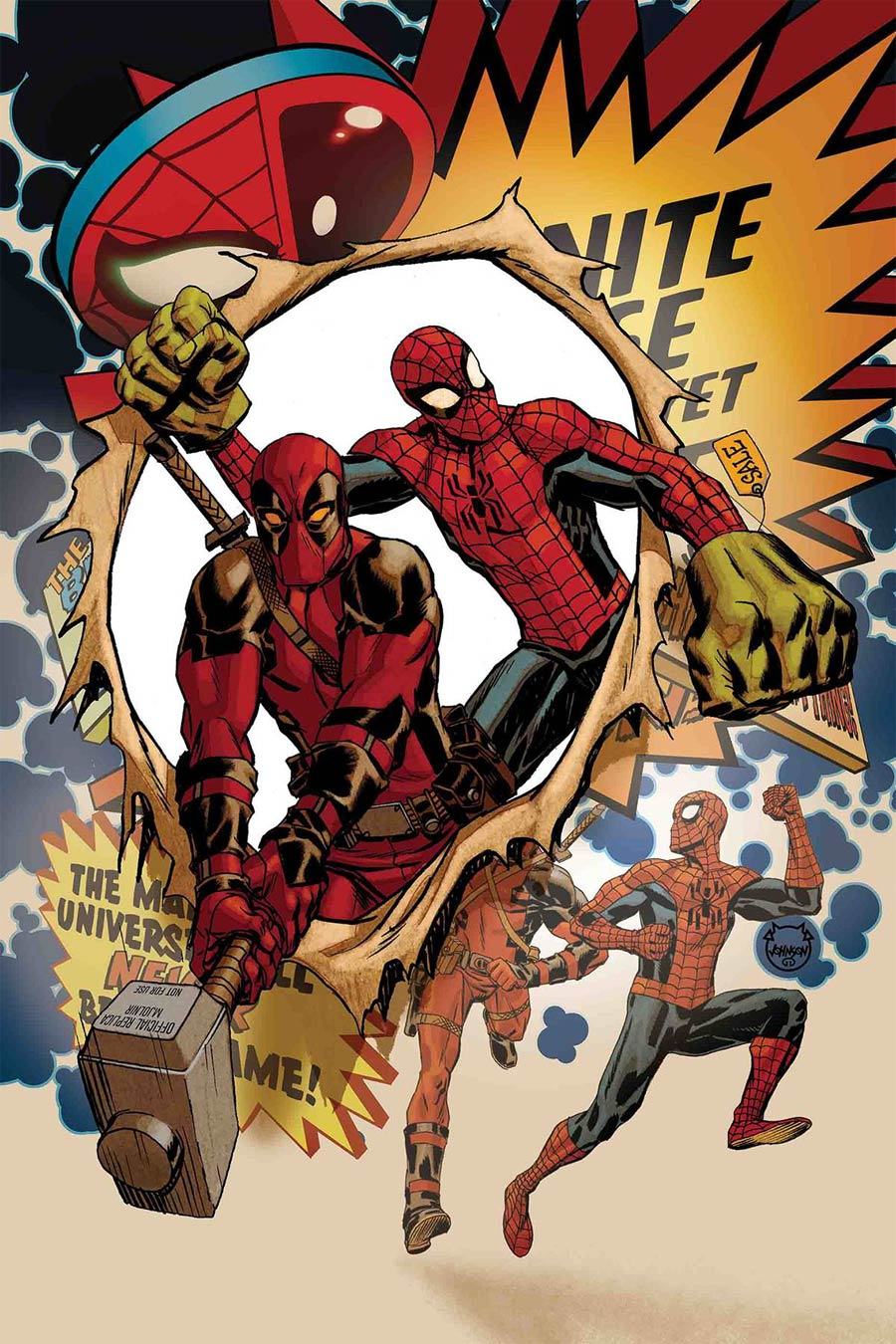 Spider-Man Deadpool #49