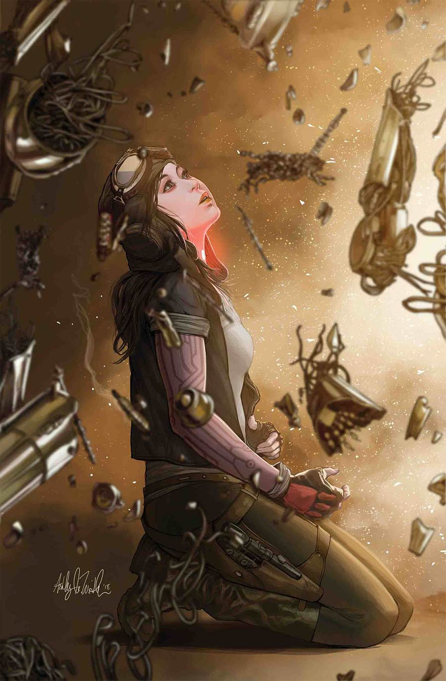 Star Wars Doctor Aphra #31 Cover A Regular Ashley Witter Cover