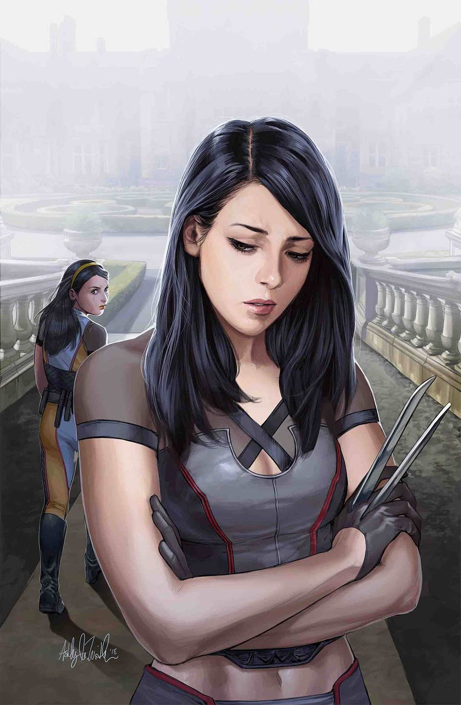 X-23 Vol 3 #11 Cover A Regular Ashley Witter Cover