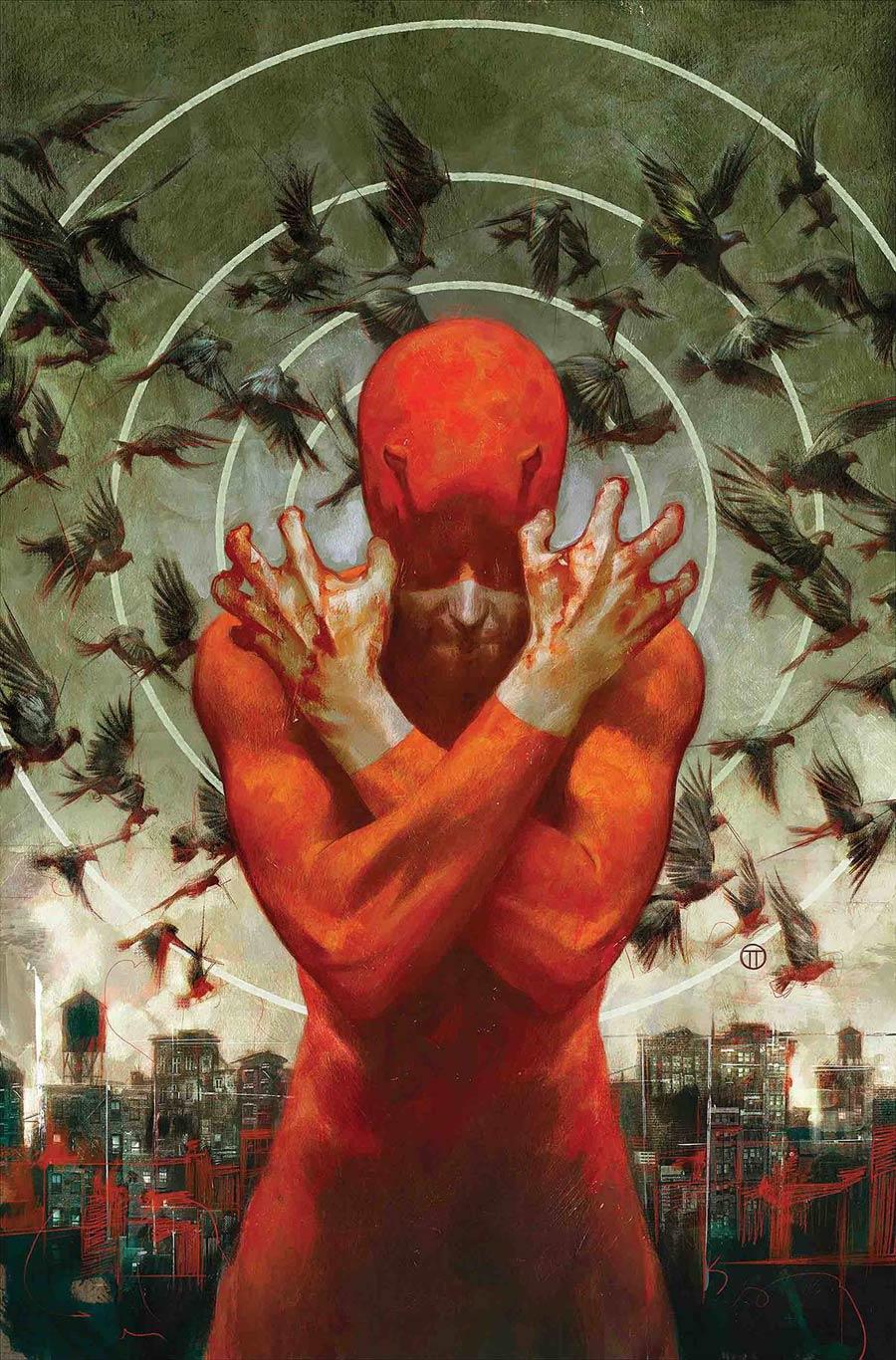 Daredevil Vol 6 #4 Cover A Regular Julian Totino Tedesco Cover