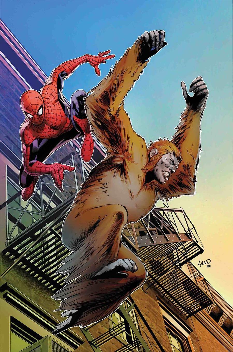 Amazing Spider-Man Vol 5 #18.HU