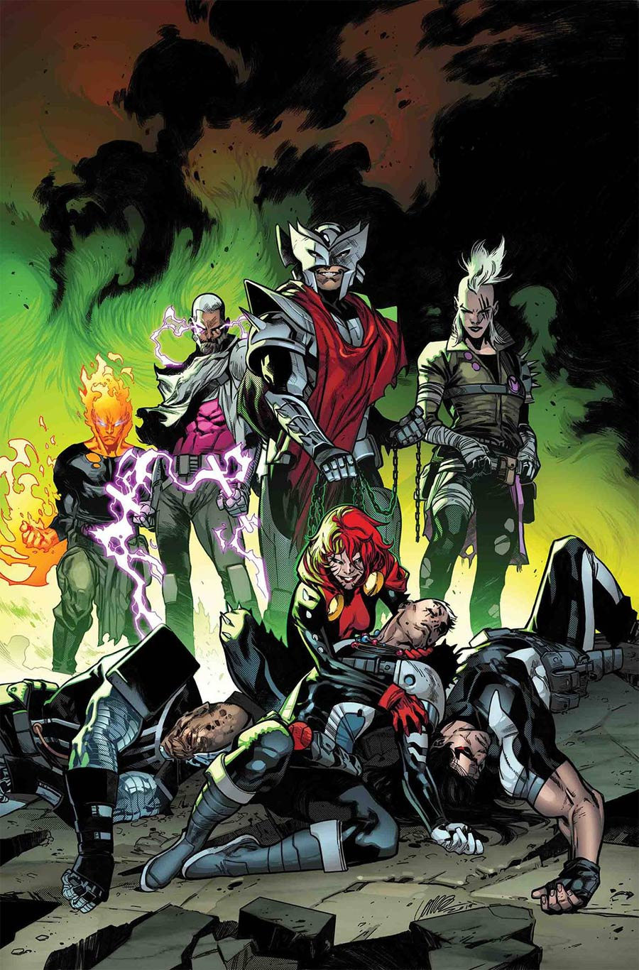 X-Force Vol 5 #7