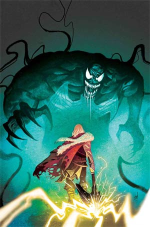 Thor Vol 5 #14 Cover A Regular Mike Del Mundo Cover (War Of The Realms Tie-In)