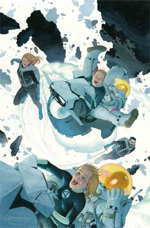 Fantastic Four Vol 6 #11 Cover A Regular Esad Ribic Cover