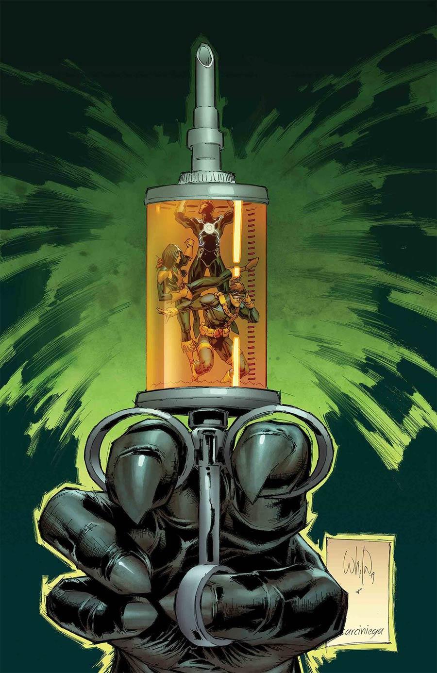 Uncanny X-Men Vol 5 #20