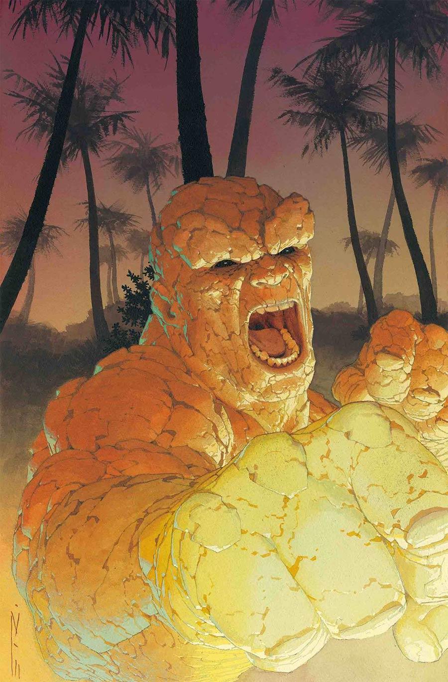 Fantastic Four Vol 6 #13 Cover A Regular Esad Ribic Cover