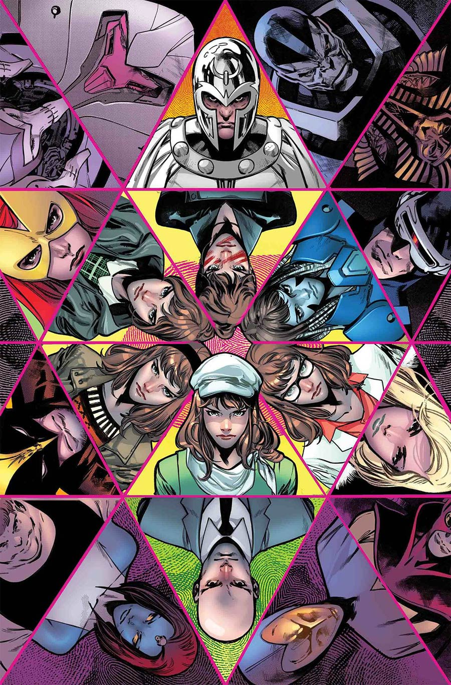 House Of X #2 Cover A Regular Pepe Larraz Cover