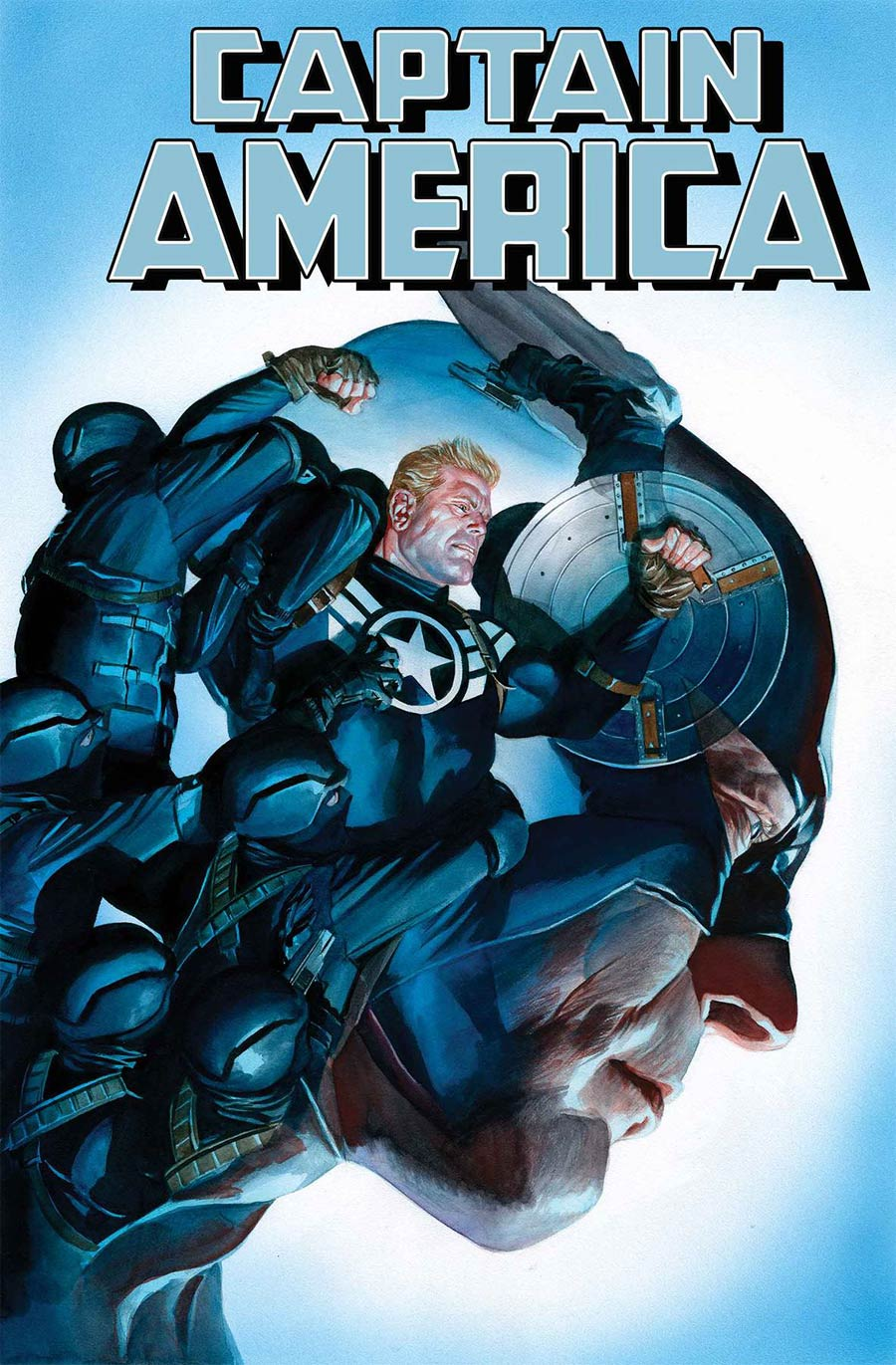 Captain America Vol 9 #14 Cover A Regular Alex Ross Cover
