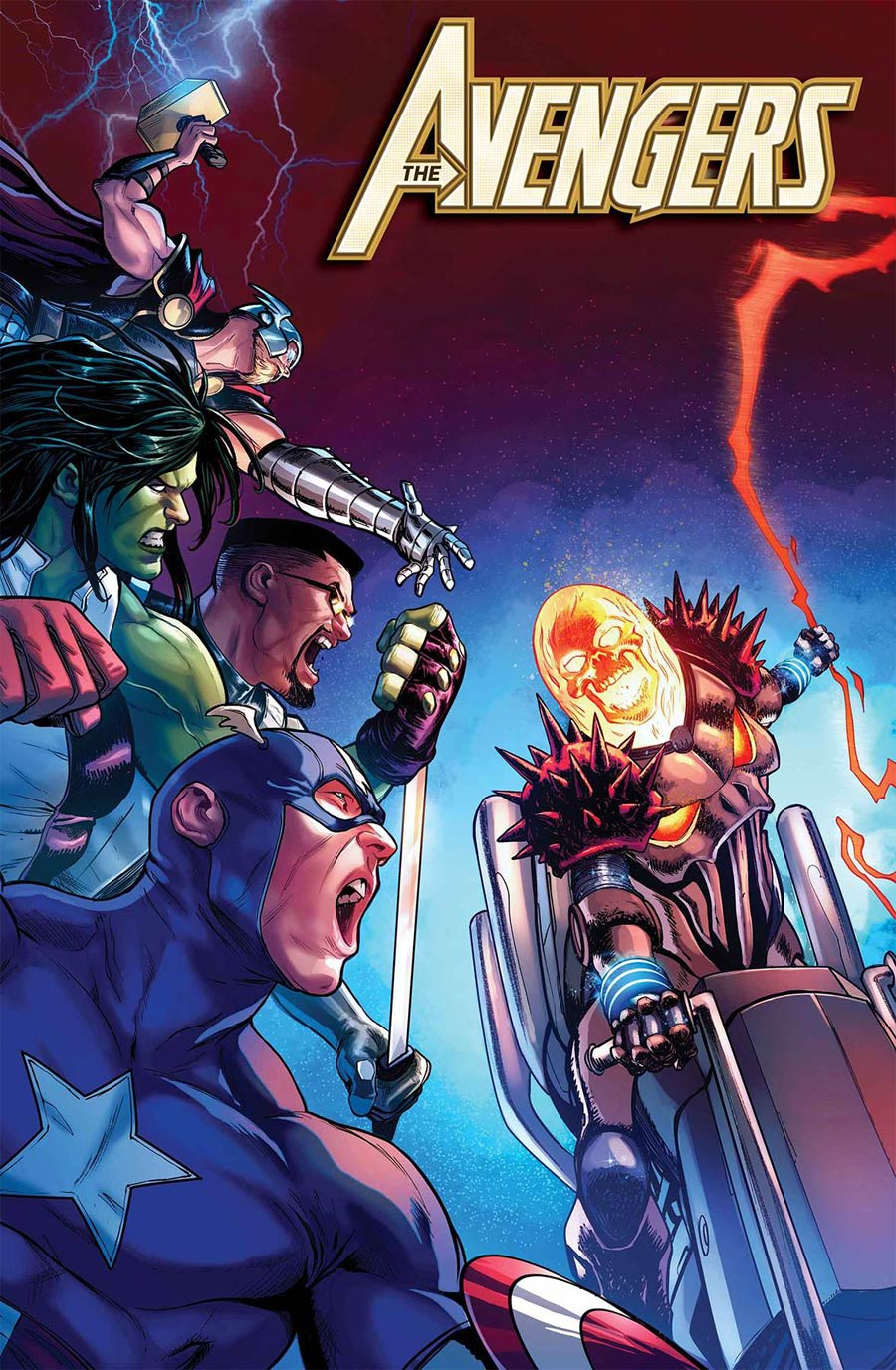 Marvel Subscriptions :: Never miss an issue of Avengers
