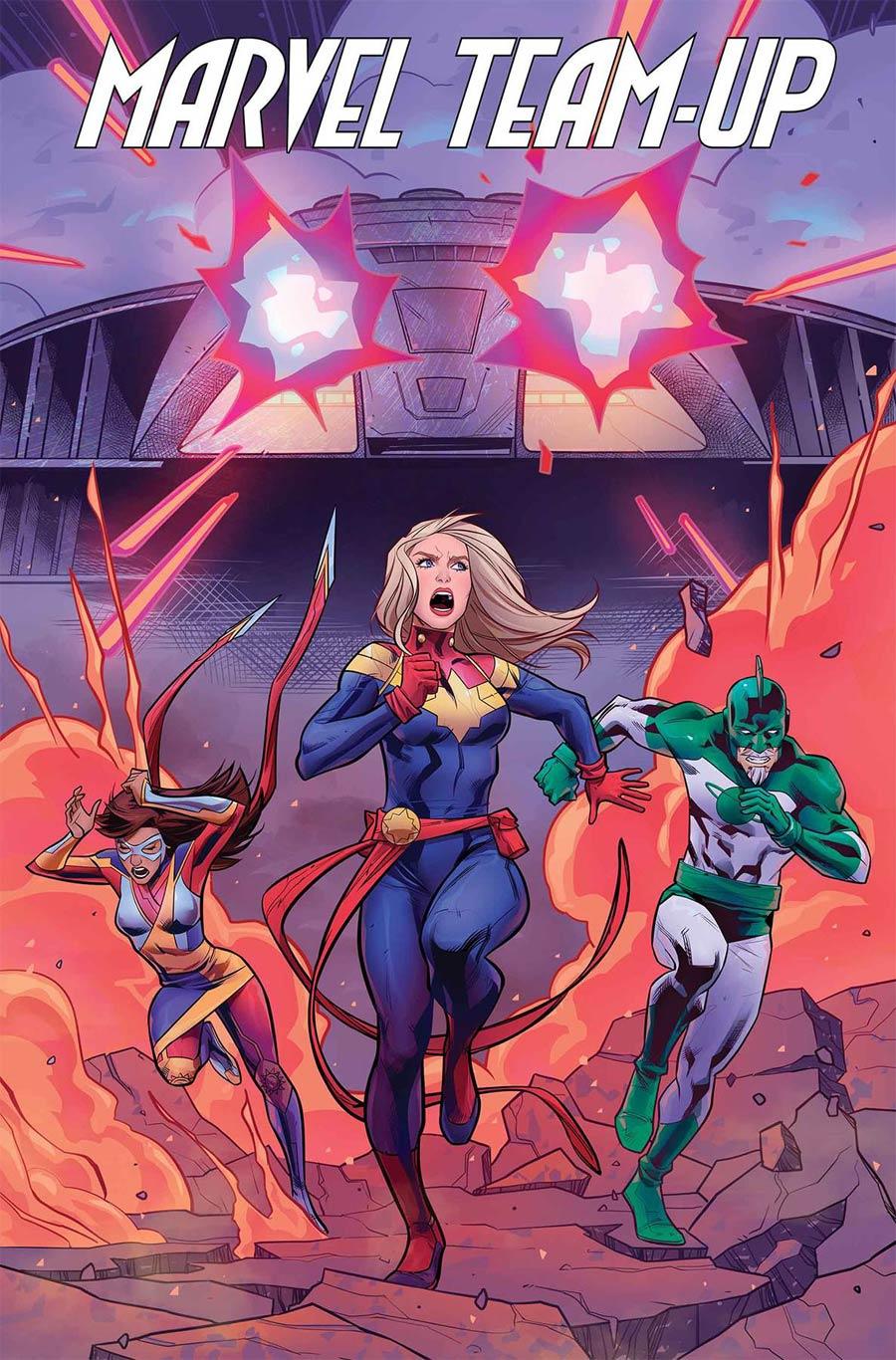 Marvel Team-Up Vol 4 #6