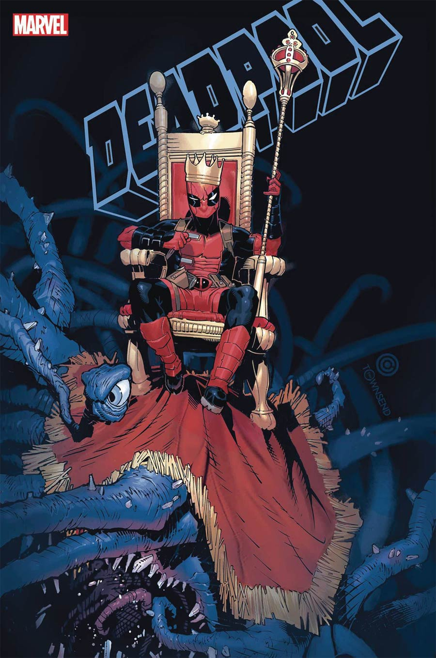 Deadpool Vol 7 #1 Cover A Regular Chris Bachalo Cover
