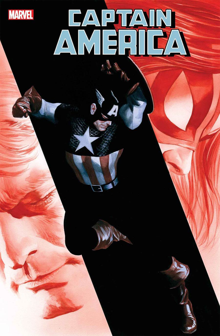 Captain America Vol 9 #15 Cover A Regular Alex Ross Cover