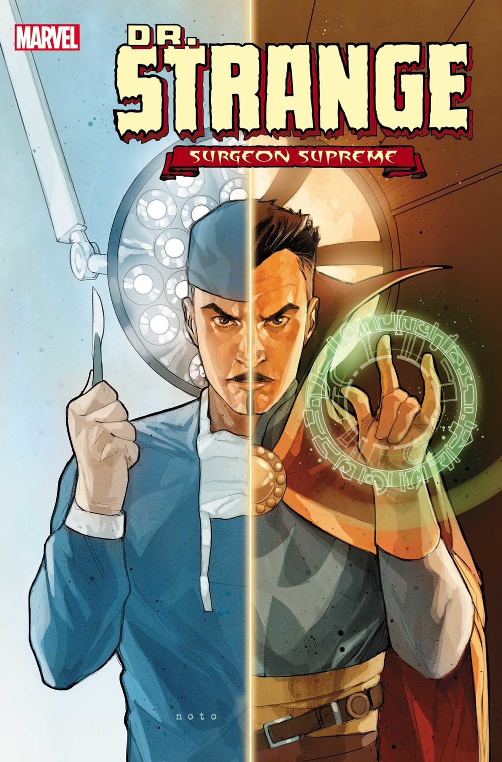 Doctor Strange Surgeon Supreme #1 Cover A Regular Phil Noto Cover