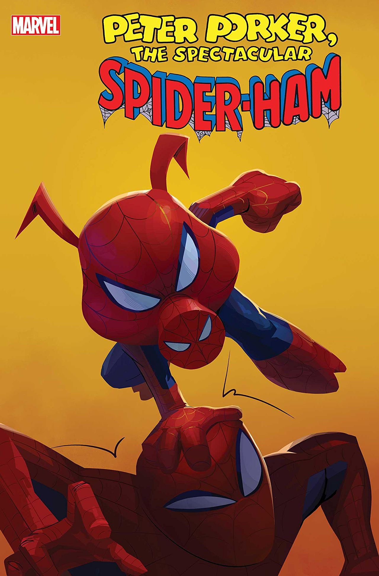 Spider-Ham #1 Cover A Regular Wendell Dalit Cover