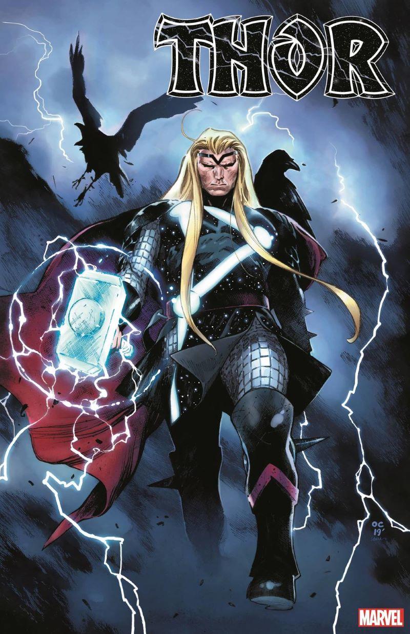 Thor Vol 6 #1 Cover A Regular Olivier Coipel Cover