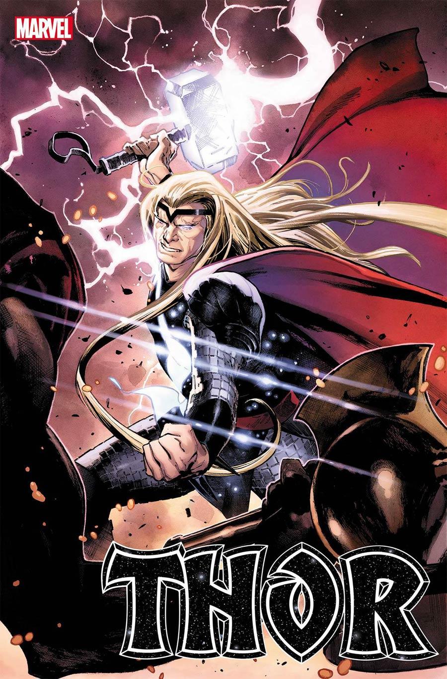 Thor Vol 6 #3 Cover A Regular Olivier Coipel Cover