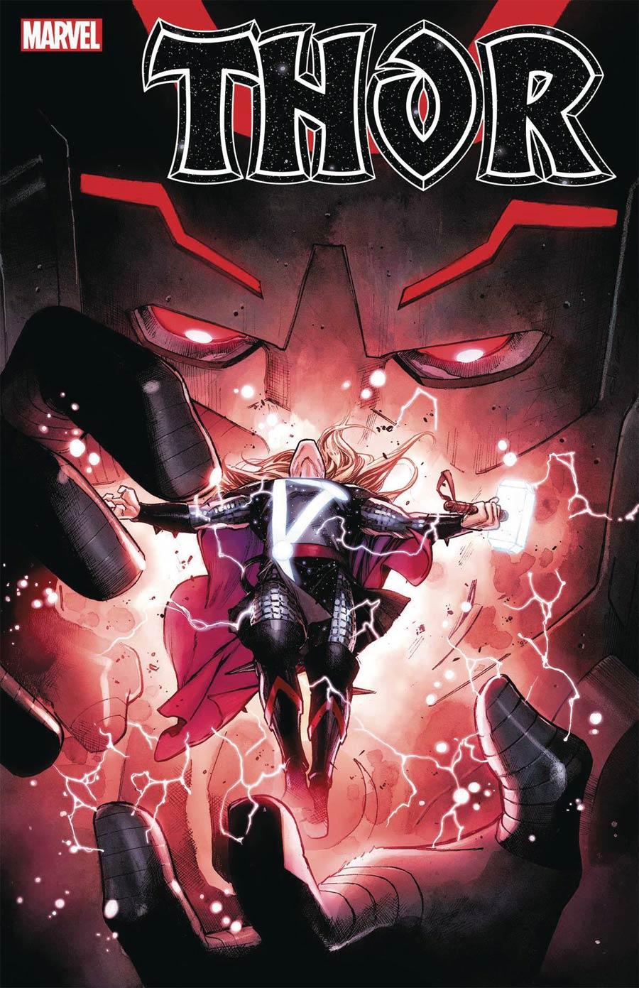 Thor Vol 6 #2 Cover A Regular Olivier Coipel Cover