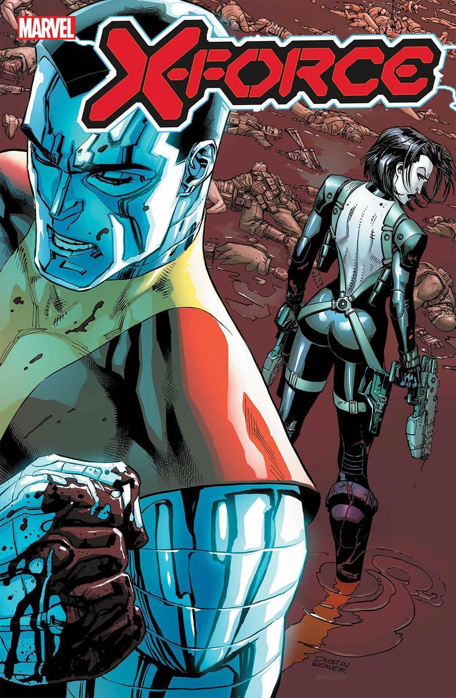 X-Force Vol 6 #8 (Dawn Of X Tie-In)