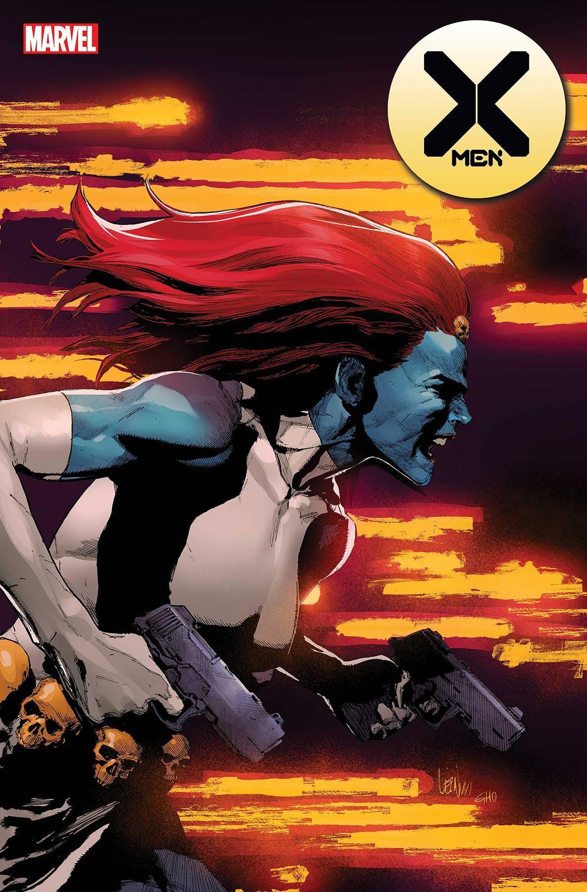 X-Men Vol 5 #6 Cover A Regular Leinil Francis Yu Cover (Dawn Of X Tie-In)
