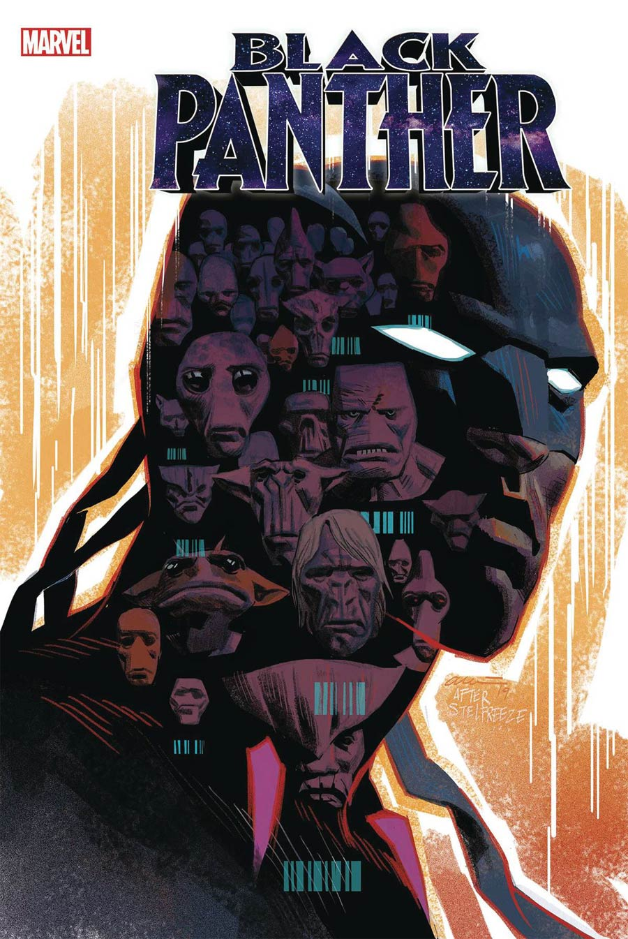Black Panther Vol 7 #23 Cover A Regular Daniel Acuna Cover